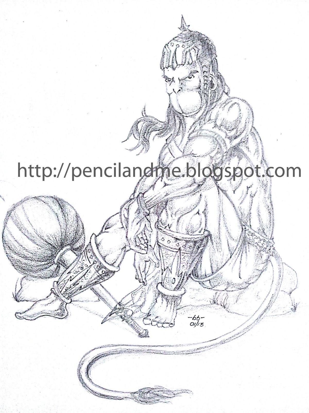 Sathishs gallery pencil sketches techniques and more