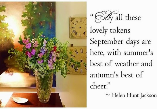 September Days Wanda S. Horton Interior Design