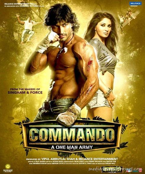 Commando-2013