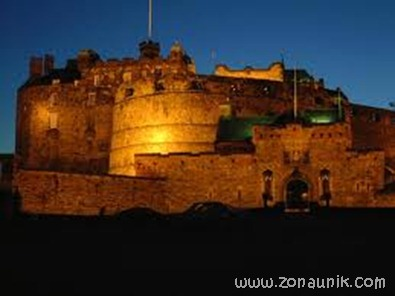 Edinburgh Castle, Edinburgh,Scotland