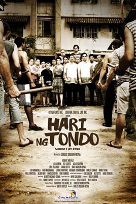 Hari ng tondo, cinemalaya2014, cinemalaya10, cinemalayax