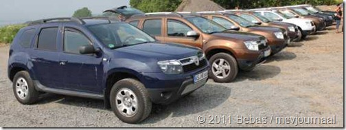 Dacia Duster meeting Kassel 2011 10
