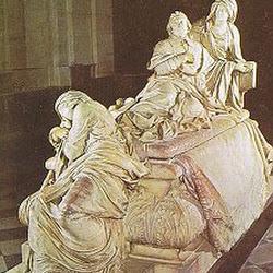 42 - Girardon - Sepulcro del cardenal Richelieu