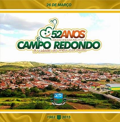 Campo Redondo-52anos-emancipação