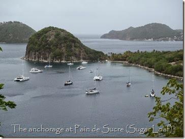 Pain de Sucre, Isle de Saintes