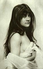 Étude - Maurice Bremard - 1897