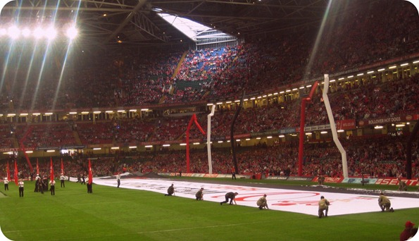 Wales v Barbarians @ Millenium Stadium