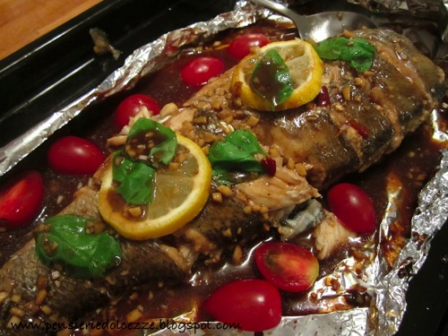 Thai Baked Fish 3