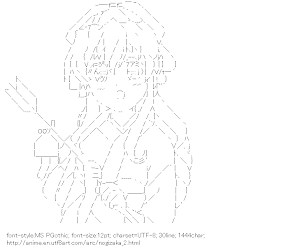[AA]Nogizaka Haruka Hatsumoude (Nogizaka Haruka no Himitsu)