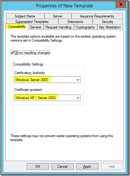 Thoughts on azure oms scom windows server 2012 r2 how to select certificate templates in the console click with right mouse button on ipsec offline request and select duplicate template on the first tab yadclub Choice Image