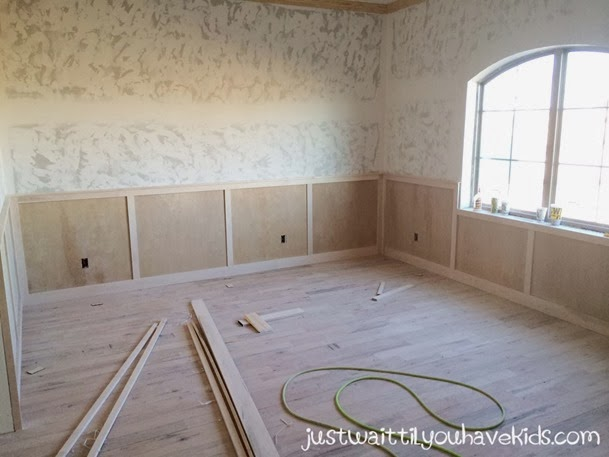 Week 23-Wainscoting