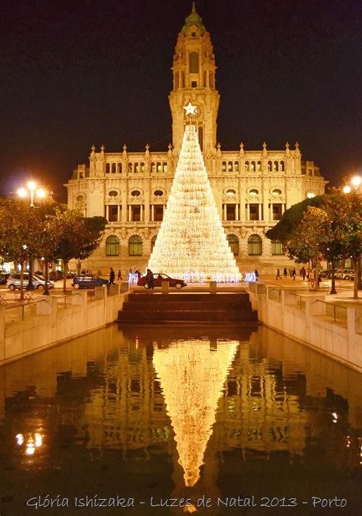 Glória Ishizaka - Luzes de Natal 2013 - Porto 3 - Aliados 8