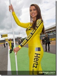 Paddock Girls Hertz British Grand Prix  17 June  2012 Silverstone  Great Britain (4)