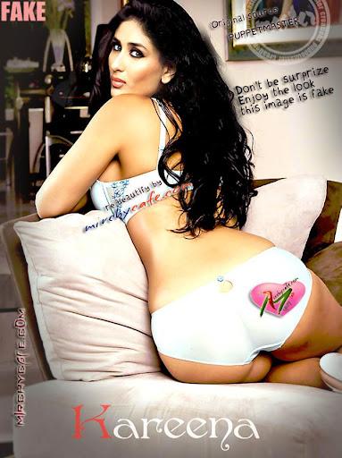 Kareena Nude Fake