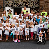 WBFJ VBS Express 2013 - Robinhood Baptist Church - Winston-Salem - 8-6-13
