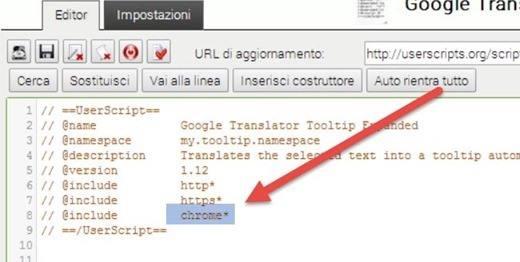userscripts-impostazioni