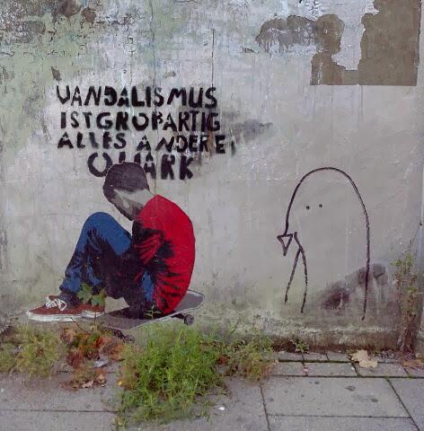 Streetart Altona