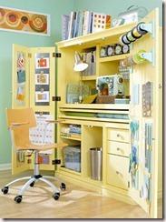 armário de costura
