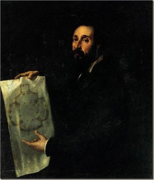 Titien, Portrait de Giulio Romano