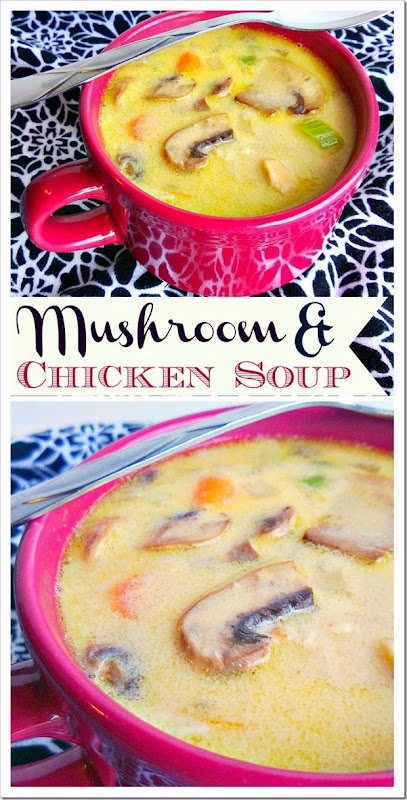 chicken and mushroom soup1