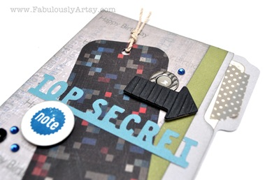 top secret card close
