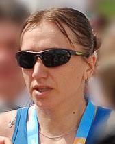 Татьяна Рыбальченко - Майстер спорту України