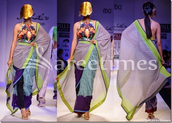 Nida_Mahmood_Printed_Saree