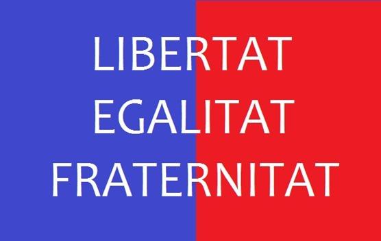 Libertat Egalitat Fraternitat