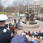 Firefighter Memorial Dedication