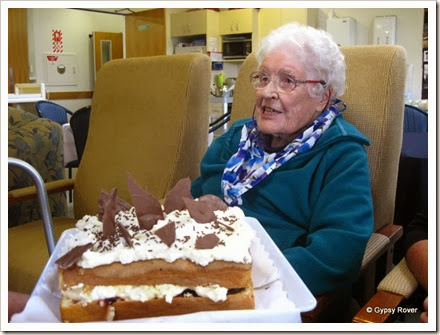 Happy 97th Birthday 7th April 2013