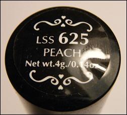 NYX Peach Lipstick