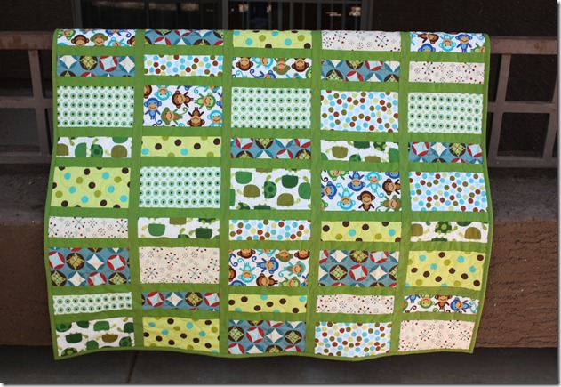 Full Boy Quilt