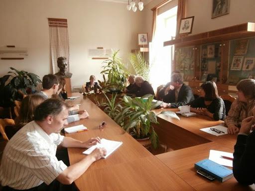 30 вересня, у вівторок, після літньої перерви відбулося чергове засідання наукового семінару «Перехресні стежки»