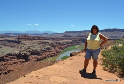 Colorado River Overlook