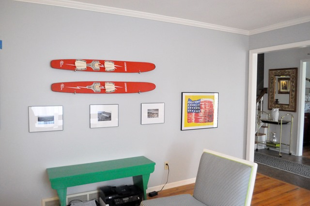 gallery art wall