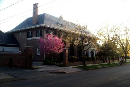 ambassadors house