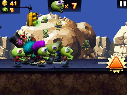 zombie tsunami 4