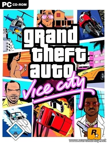 GTA Vice City Modern Türkçe Full Tek Link indir