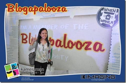 My Blogapalooza Experience