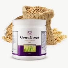 Грин Грин - прах за коктейл / GreenGreen