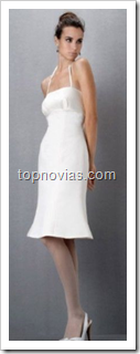 Vestido de Novia para Ceremonia Civil