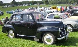Vauxhall 1948 Velox LIP