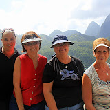 At The Pitons - Castries, St. Lucia