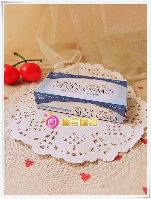 韓國NEO隱形眼鏡-NEO Monet灰(月拋)1