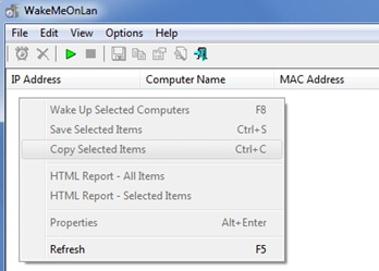 Turn On Computer Remotely with Wake On LAN