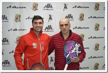 """Agustín Gómez """"La Bestia"""" Silingo ficha por la firma Akkeron para 2015."""