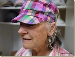 Judy's new hat