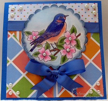 Blue Bird 2012