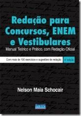 4 – Redação para Concursos, Enem e Vestibulares – Nelson Maia