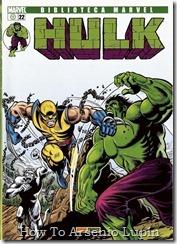 P00022 - Biblioteca Marvel - Hulk #22